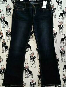 28eddd01fd670 Image is loading NWT-Wallflower-The-Luscious-Curvy-Fit-Bootcut-Jeans-