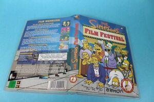 DVD-Die-Simpsons-Film-Festival-Versandkostenfrei-sehr-guter-Zstd-S46