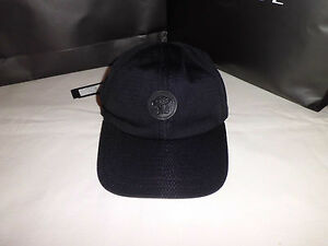 66dbfe05 Image is loading VERSACE-baseball-cap-Medusa-Leather-RARE