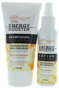 Energy Booster Haarwachstum Shampoo + Lotion Set