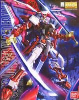 Bandai Gundam MG 1/100 MBF-P02 Astray Red Frame Kai Model Kit