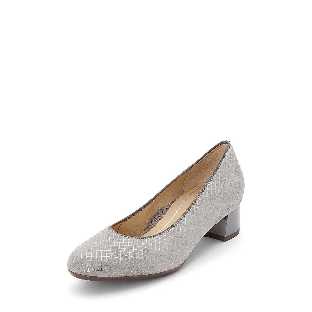 Ara Chaussures Femmes Escarpins fumée squarekid Vicenza-highsoft G-Largeur 12-16601-11