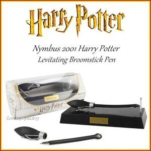 SALE NEW Wow Harry Potter Nimbus 2001 Levitating Broomstick Pen Stuff
