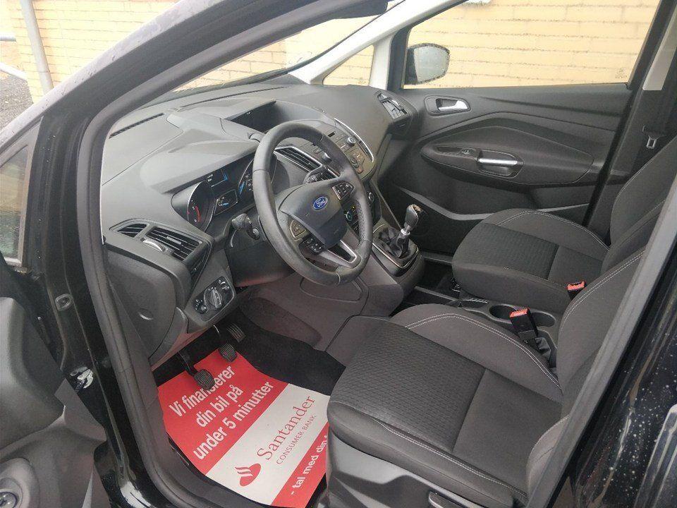 Ford Grand C-MAX 1,5 TDCi 120 Trend Van Diesel modelår 2015
