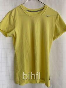 Nike/Mujer/Dry-fit/Algodón Camiseta Manga Corta// V-cuello ...
