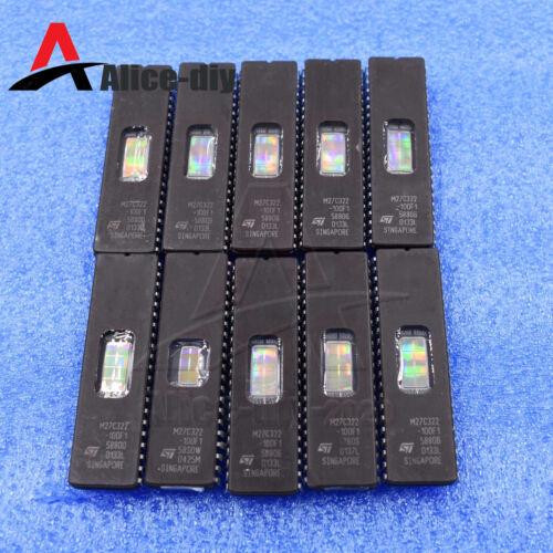 1PCS//5PCS//10PCS M27C322-100F1 DIP-42 M27C322X EPROM  32MBIT 100NS IC B2AD