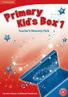 Primary Kid's Box Polish Edition Teacher's Resource Pack with Audio CD Polish Edition by Michael Tomlinson, Caroline Nixon (Mixed media product, 2009)