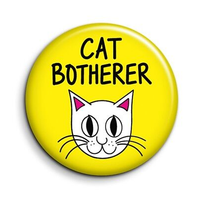 """38mm//1.5/"""" Boop The Snoot Cute Cat and Dog Button Pin Badge Pet Gift"""