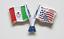 縮圖 7 - PIN'S Insignia FIFA WORLD CUP 1994 Estados Unidos MUNDIAL USA Banderas Futbol