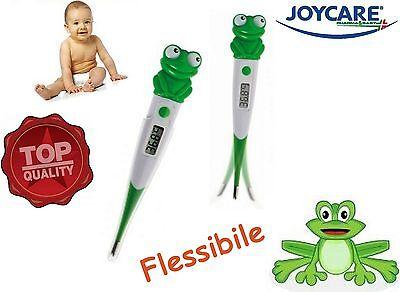 Joycare Termometro Baby Flessibile Ranocchia Le Materie Prime Sono Disponibili Senza Restrizioni