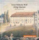 Ernst Wilhelm Wolf: String Quartets (CD, Aug-2015, CPO)