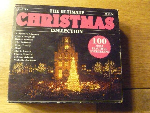 Blandet: The Ultimate Christmas Collection, andet