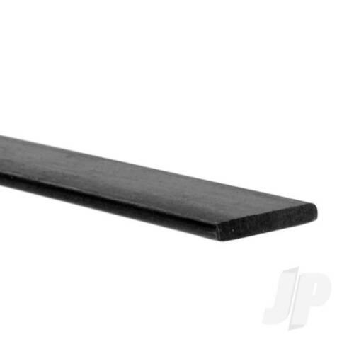 Carbon Fibre Batten//Strip 0.5mm x 10mm x 1m