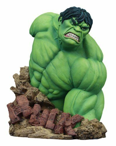 Marvel Universe The Incredible Hulk 7  Resin Resin Resin Bust by Rudy Garcia b1862a