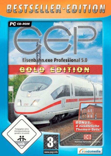 Eisenbahn.exe Pro 5.0 Gold Bestseller Edition