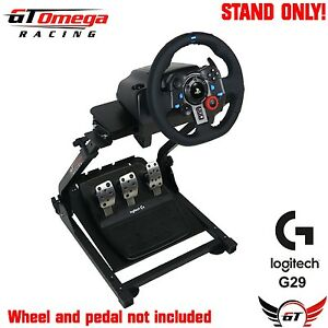 GT-Omega-Steering-Wheel-stand-PRO-for-Logitech-G29-Racing-wheel-PS4-PS3-GT-SPORT