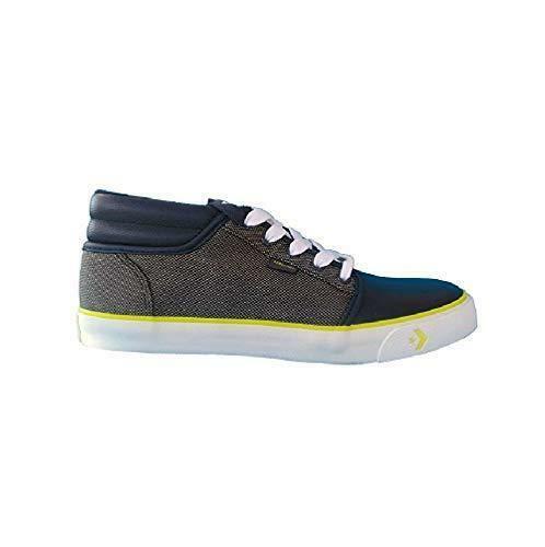 Converse Hombre Silo Medio Azul Marino Zapatillas 131906c
