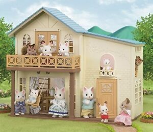 "New Epoch Sylvanian Families House of breeze hill ""Ha-47"" Japan import"