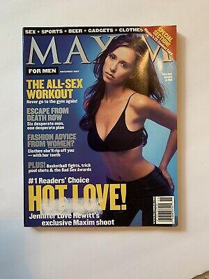 Maxim jennifer love hewitt Jennifer Love