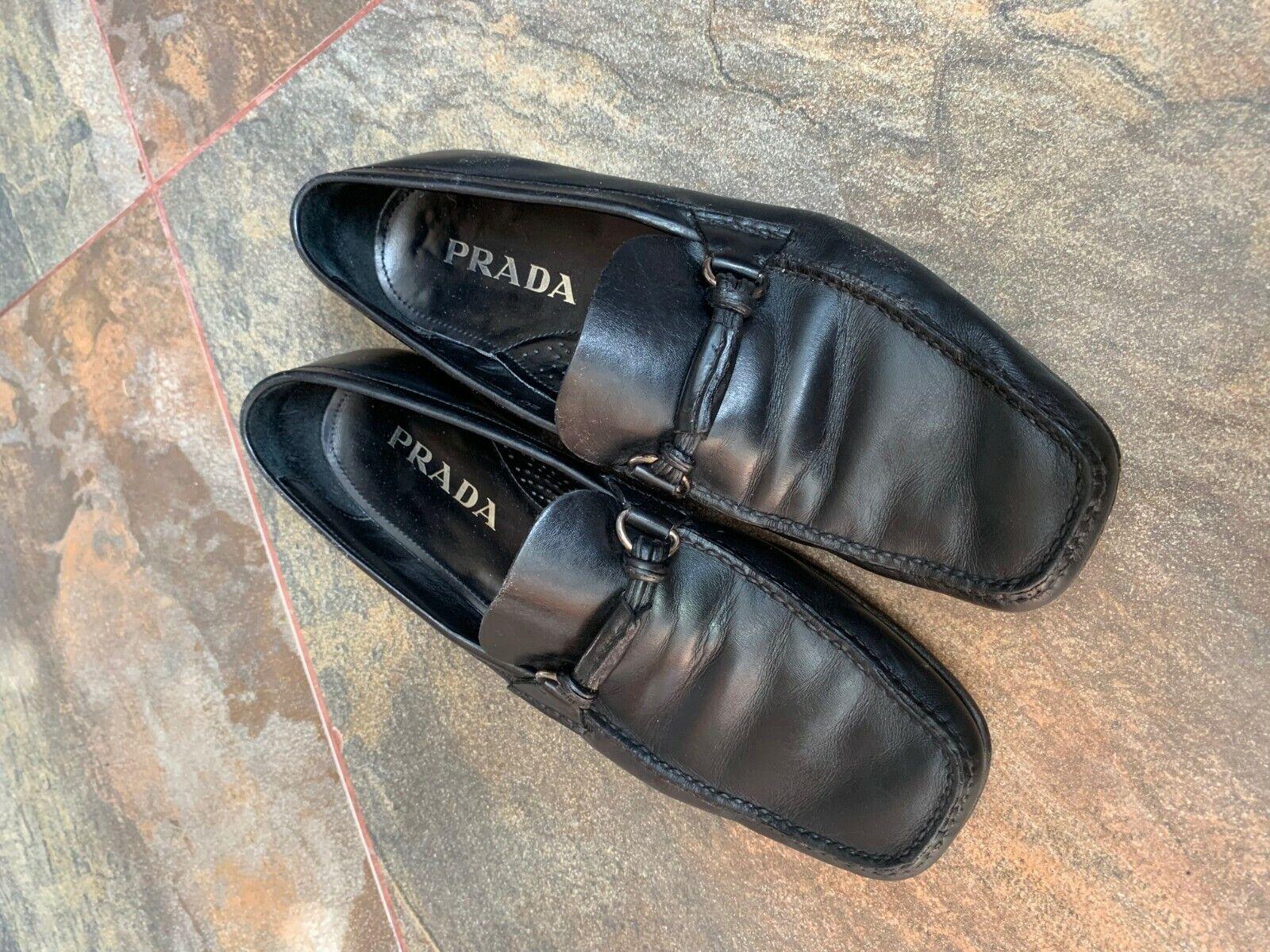 Pre own Mens Prada shoes