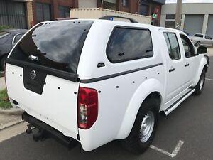 Image is loading Nissan-Navara-D40-Canopy & Nissan Navara D40 Canopy | eBay