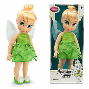 16-039-039-DISNEY-ANIMATORS-039-COLLECTION-TINKERBELL-ACTION-FIGURES-DOLL-KIDS-BABY-TOY