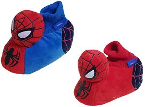 Pantofole-moppine-bimbo-Marvel-Spiderman-uomo-ragno-PS-21944