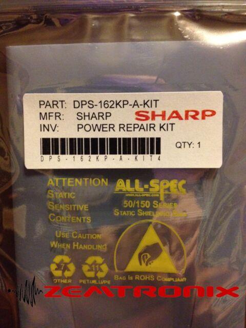 Sharp Power Supply Board Runtka932wjqz DPS 162kp a | eBay on