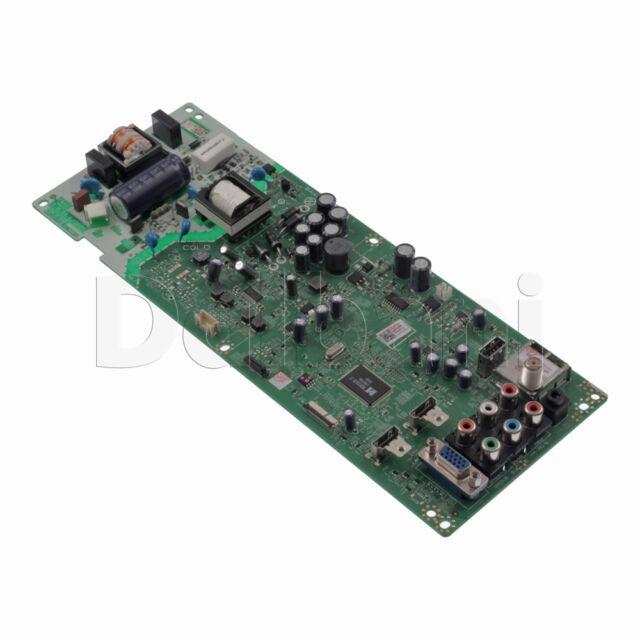 Emerson Lf320em4 a Main and Power Board Ba4af0g0201 1