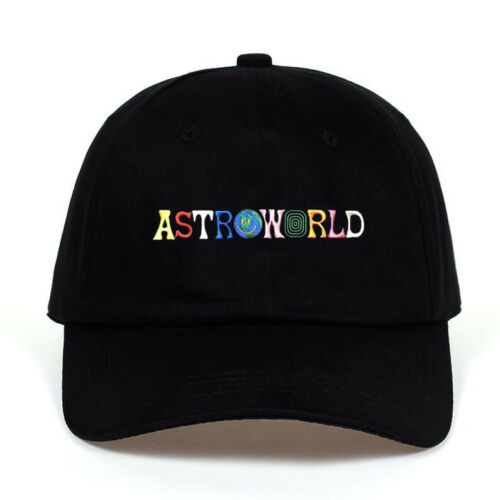 ASTROWORLD Dad Hat 100/% Cotton High quality embroidery Travis Scot Baseball Cap