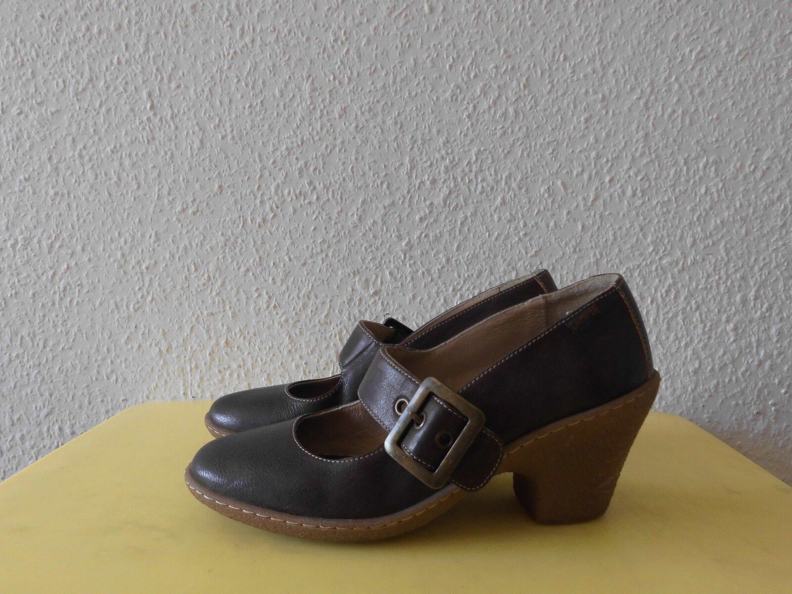 Schuhe Pumps  Camper  Gr.39  Leder,  TOP