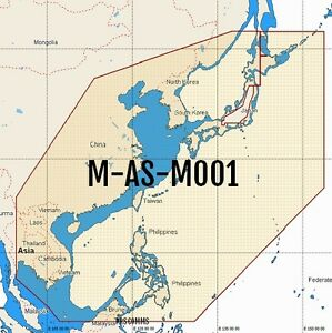C Map Max Megawide Mw12 M As M001 Gulf Of Thailand To Japan Chart C