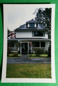 Twilight Miller Tree Inn Bed Breakfast Cullen House Movie 4x6 Photo Poster Ebay