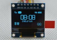 "New Blue 0.96"" IIC I2C Serial 128 x 64 OLED LCD LED Display Module for Arduino"