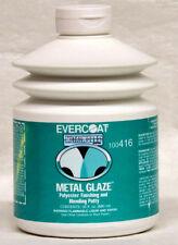 Evercoat Metal Glaze 416 30 oz auto body shop putty restoration paint supplies