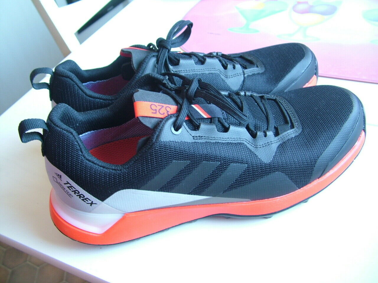 scarpe uomo adidas goretex