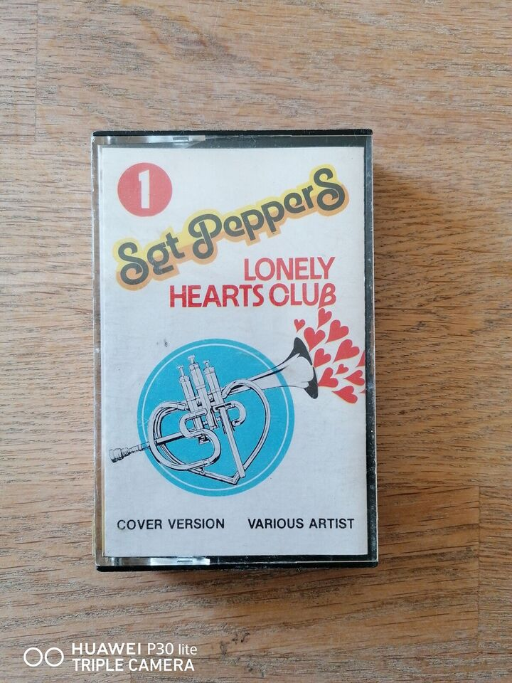 Bånd, Sgt Peppers, Lonely Hearts Club
