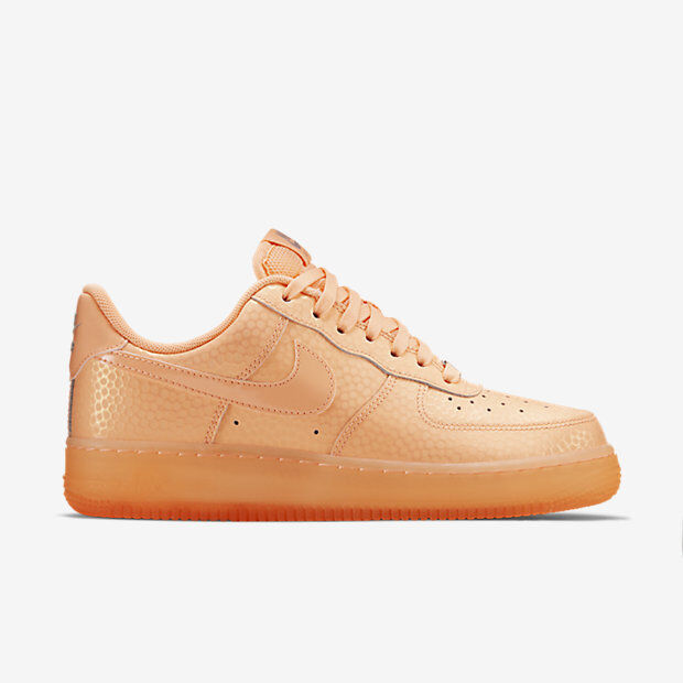 NEW Nike Air Force 1 '07 PRM femmes 's Chaussures Sz 8.5 616725 800 (2655)