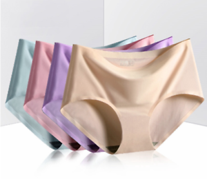 NEW-WOMEN-039-S-HIGH-QUALITY-SEAMLESS-PANTY-PACK-OF-2-PIECES-SIZE-L-XL