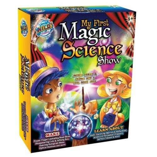 WILD Science My First Magic Show