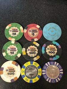 Three card poker payouts