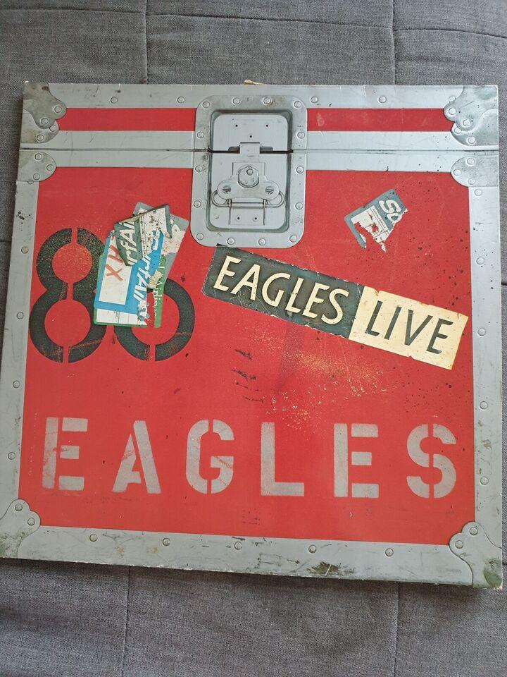 LP, Eagles, Live
