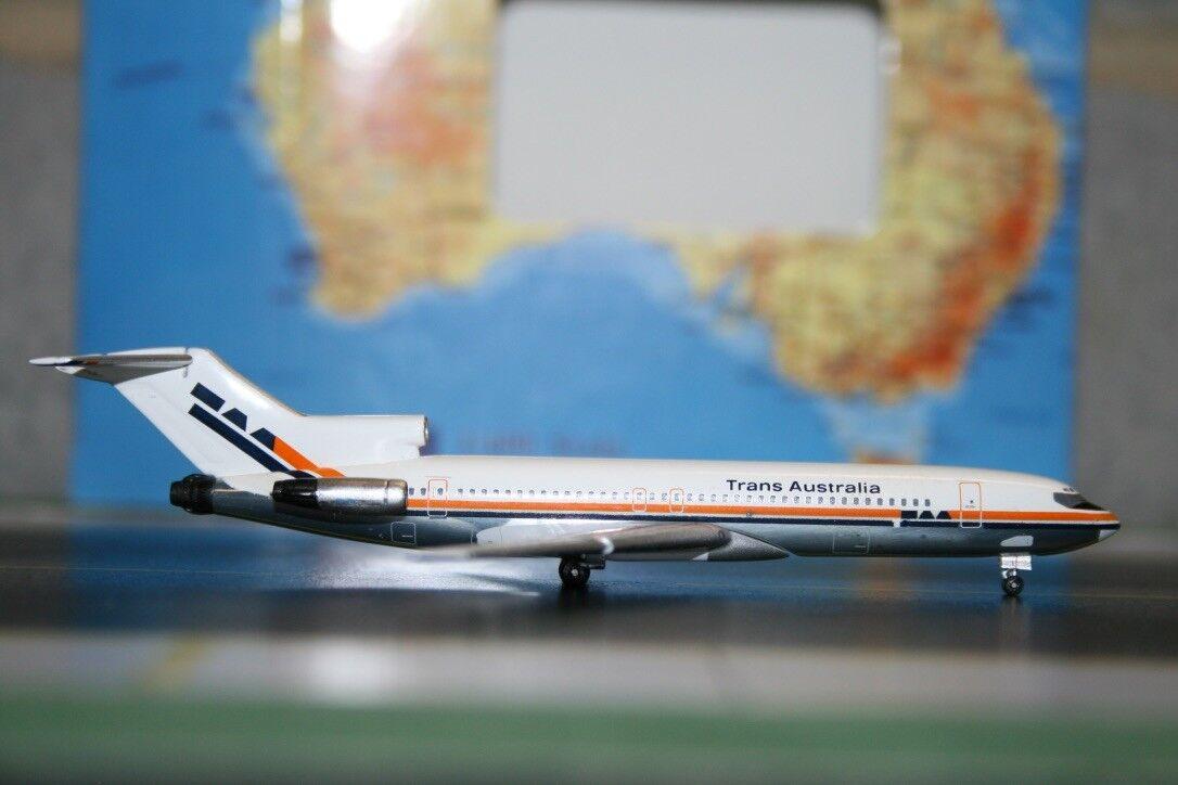 Aeroclassics 1 400 TAA Trans Australia Boeing 727-200 VH-TBI (ACVHTBI)