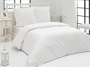 Symbol Der Marke 3 Tlg Bettwäsche 100% Baumwolle Renforcé 200 X 200 Cm Bettwäschegarnituren Bettwaren, -wäsche & Matratzen