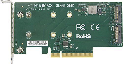 Image result for dual nvme pcie
