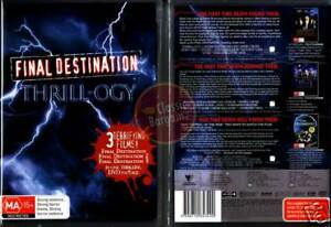 FINAL-DESTINATION-THRIILL-OGY-1-2-3-DVD-trilogy-NEW-Ali-Larter-Tony-Todd-Kerr