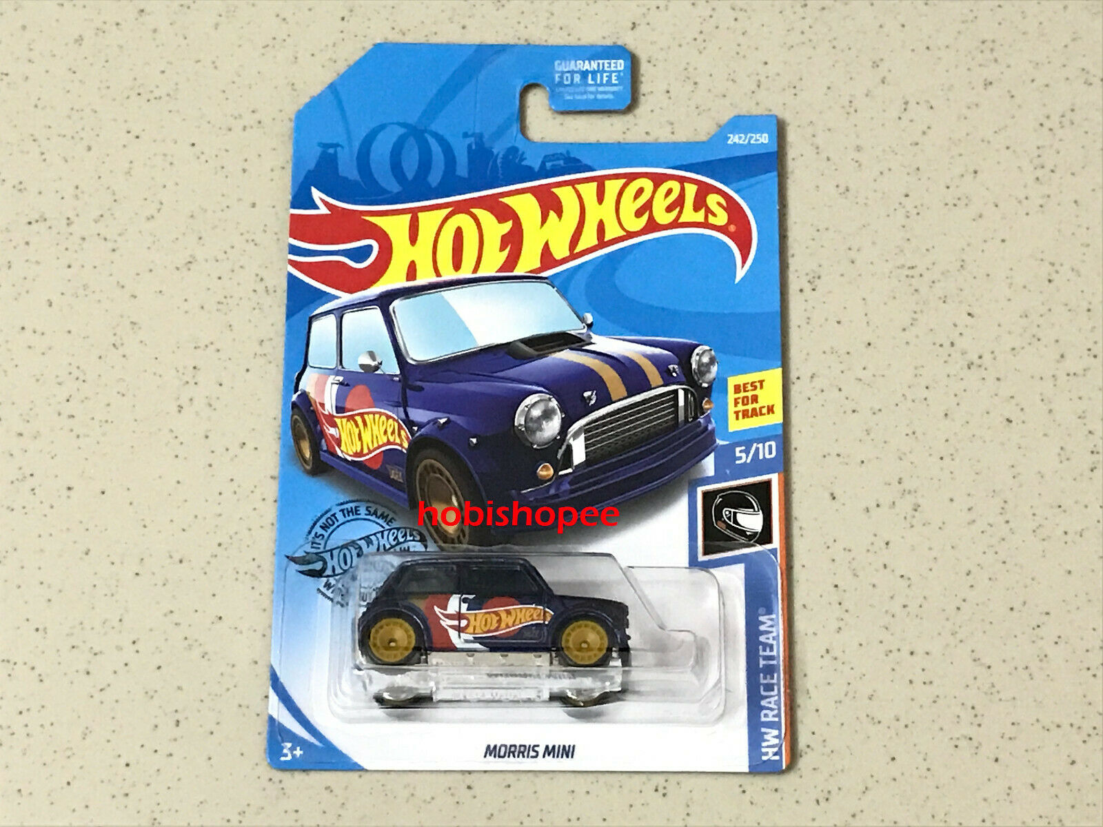 tienda de bajo costo Hot Wheels 2019 súper Treasure Hunt Sth Sth Sth nos tarjeta   Mini Morris  solo para ti