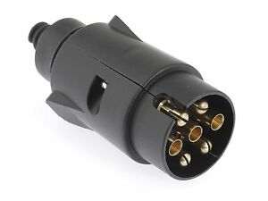 7-poliger-Anhaenger-Stecker-Kunststoff-Anhaengerstecker-7-polig-7pol-PKW