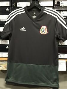 Details about adidas mexico training jersey Youth Playera Juvenil De Mexico Size Youth XL Only