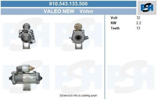 Valeo Anlasser für Startanlage 810.543.133.500 VOLVO